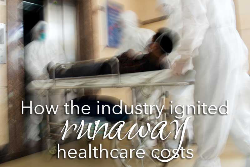 MBA Benefit Administrators shines new light on solutions to the runaway healthcare costs crisis.