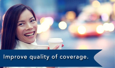 The Open Solution - Improve Quality of Coverage